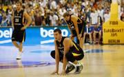 Paul Zipser bestritt in Israel sein 31. Spiel für die deutsche Nationalmannschaft