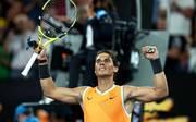 Australian Open: Rafael Nadal besiegt  Stefanos Tsitsipas im Halbfinale, Rafael Nadal steht im Finale der Australian Open