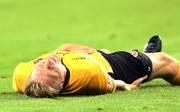 Dynamo Dresden: Marco Hartmann fällt mit Teilsehnenriss im rechten Oberschenkel aus, Dynamo-Kapitän Marco Hartmann fällt mit einer Oberschenkelverletzung aus