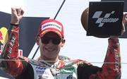 Mit Stefan Bradl hat es 2012 auch mal wieder ein deutscher Pilot in die Königsklasse geschafft. Der Sohn von Ex-Rennfahrer Helmut Bradl feierte 2013 mit Platz zwei in Laguna Seca seine erste und bislang einzige Podiumsplatzierung in der MotoGP