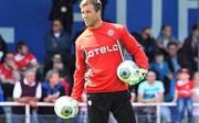 Michael Rensing wechselte 2013 von Bayer Leverkusen zu Fortuna Düsseldorf