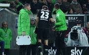 Christop Kramer-VfL Borussia Monchengladbach-FC Zurich-UEFA Europa League