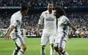 Cristiano Ronaldo wünscht sich Marcelo (r.) bei Juventus Turin