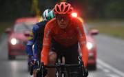 Alessandro De Marchi hat sich bei einem Sturz bei der Tour de France schwere Knochenbrüche zugezogen