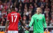 Manuel Neuer geht davon aus, dass Jerome Boateng den FC Bayern nicht verlässt