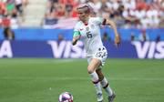 Megan Rapinoe will die USA ins Halbfinale führen