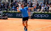Dominic Thiem steht im Finale der French Open