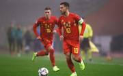 Belgien, Russland, EM-Quali, Hazard