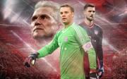 Jupp Heynckes steht am Samstag vor der Wahl zwischen Manuel Neuer und Sven Ulreich