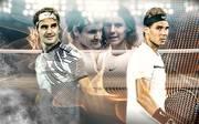 Roger Federer und Rafael Nadal - die größten Duelle
