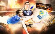 Friedrichshafen vs. Berlin - Das Gigantenduell der Volleyball-Bundesliga