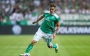 Werder Bremen: Max Kruse und Philipp Bargfrede angeschlagen, Werder Kapitän Max Kruse hatte sich bereits vor dem Pokal-Halbfinale verletzt