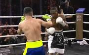 Zolani Tete (r.) steht bei der World Boxing Super Series im Halbfinale