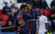 Neymar (l.) wird mit einem Abschied von PSG in Verbindung gebracht
