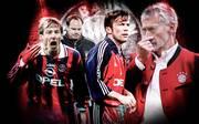 Die verstoßenen Bayern-Spieler
