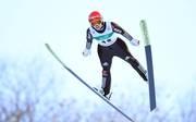 Katharina Althaus sprang in Oberstdorf nur auf den achten Platz