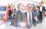 Für die Nachfolge von Uli Hoeneß und Karl-Heinz Rummenigge gibt es seit geraumer Zeit Spekulationen