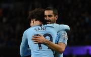 Der deutsche Nationalspieler Leroy Sané besitzt noch einen Vertrag bis 2021 bei Manchester City