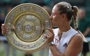 Angelique Kerber gewinnt Wimbledon 2018