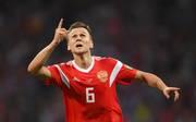 La Liga: Doping-Ermittlungen gegen Denis Cheryshev eingestellt