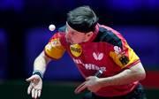 Timo Boll sichert sich im Doppel den dritten World-Tour-Titel