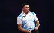 Gerwyn Price zieht bei der Darts-WM 2018 ins Achtelfinale ein