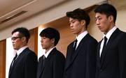 Yuya Nagayoshi, Takuya Hashimoto, Takuma Sato und Keita Imamura wurden für ein Jahr gesperrt