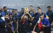 Mit einer Multi-Kulti-Truppe gewinnt Frankreich die Weltmeisterschaft