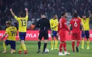 Nations League: Türkei gegen Schweden