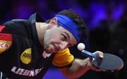 Timo Boll kämpft bei den European Games um das Finale