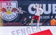 Timo Werner muss mit RB Leipzig in der zweiten Qualifikationsrunde zur Europa League antreten