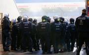 Nach dem Zweitliga-Spiel des 1. FC Köln gegen Union Berlin wurde die Polizei von Gewaltbereiten angegriffen