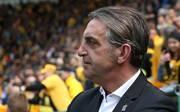 Ralf Minge spielte elf Jahre lang für Dynamo Dresden
