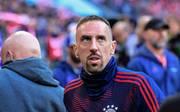Franck Ribery fehlt dem FC Bayern in Bremen