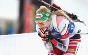 Lisa Theresa Hauser konnte bei Olympia keine Medaille holen