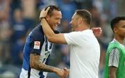 Hertha BSC v SC Freiburg - Bundesliga