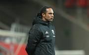 Alexander Nouri musste mit dem FC Ingolstadt erneut eine Niederlage einstecken