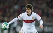 Benjamin Pavard wird mindestens noch eine Saison beim VfB Stuttgart dranhängen