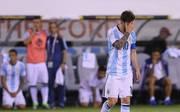 Lionel Messi verlor 2016 zum zweiten Mal in Folge das Finale der Copa America