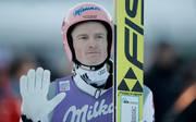Severin Freund feiert in Kuusamo sein Comeback
