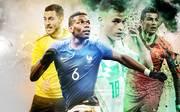 Powerranking zur WM 2018 mit Belgien, Frankreich, Deutschland, Portugal