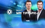 Tippen Sie besser als die SPORT1-Experten um Thomas Helmer (r.) und Florian Plettenberg?