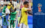 FIFA WM 2018: Senegal - Kolumbien (0:1) - Tor und Highlights