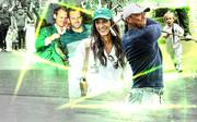 Das US Masters in Augusta ist das kurioseste Turnier des Jahres