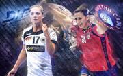 Die DHB-Ladies wurden überraschend Gruppensieger