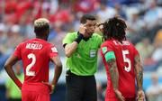 WM 2018: Panama ist im Spiel gegen England einem Regel-Irrtum unterlegen