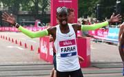 Mo Farah konzentriert sich derzeit auf Marathonläufe