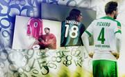 Claudio Pizarro bekommt die Nummer 4 - die kuriosesten Rückennummern im Fußball