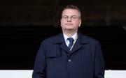 Auch das Regionalliga-Reformmodell von DFB-Präsident Reinhard Grindel erzielte keine Einigung in Frankfurt