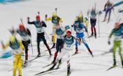 Das IOC hat die Restriktionen gegen den Biathlon-Weltverband aufgehoben